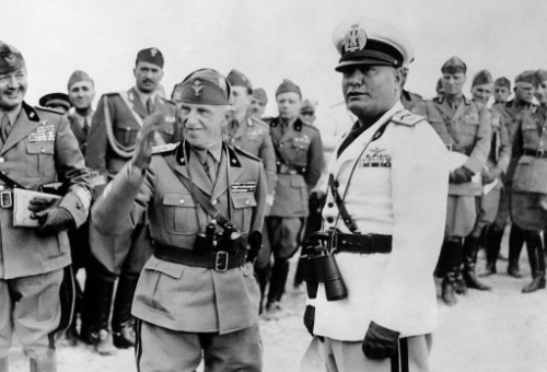 the life leadership and beliefs of benito mussolini Early life and career benito mussolini was born at dovia di predappio, italy, on july 29, 1883 the mussolinis were a poor family who lived in a crowded two-bedroom apartment.