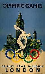London Olympics 1948: Photos Of The First Austerity Games