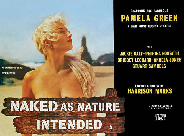 Pamela green naked