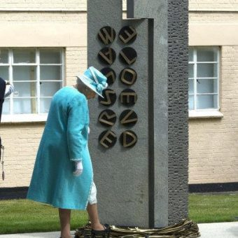 Queen Visits Bletchley Park: How The War Was Won (In Photos)