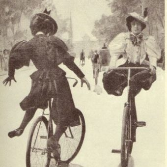 41 Don'ts for women riding bicycles in 1895 New York