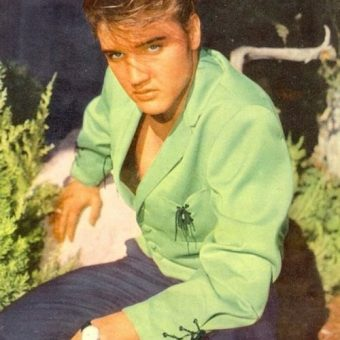Elvis Presley – happy birthday photos