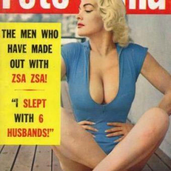 Photos of the day: Playboy Sex with Zsa Zsa Gabor
