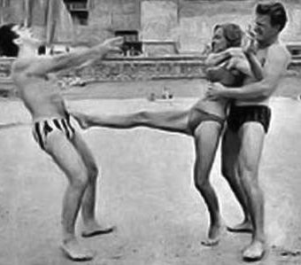 Honor Blackman's Book of Self Defence (1965)