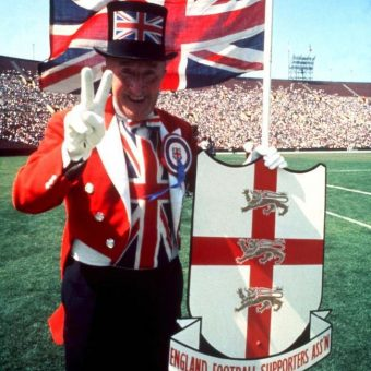 A history of the Great British Football mascot – from Ken Bailey to sex and violence