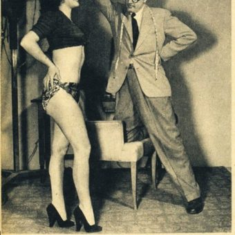 TV Taboos from 1949 – in racy photos