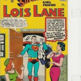 The 10 best Superman comic book covers ever – Superman being a dick