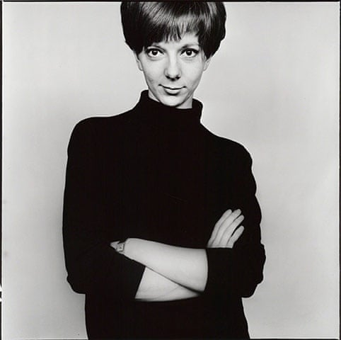 Anna Raymond Massey, 8 March 1967 Photograph- Peter Rand