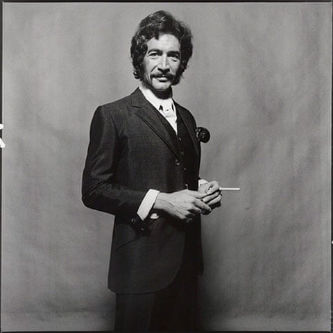 Peter Wyngarde, 10 September 1969 Photograph- Peter Rand