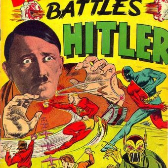 How racist American comic books won World War 2 – 20 photos