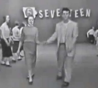It's 1958 and the kids are dancing The Stroll