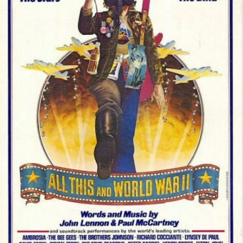 All This And World War ll: How The Beatles Lost The War (1976)