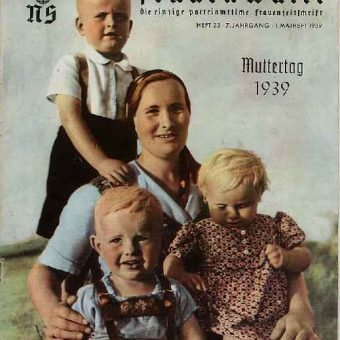 NS-Frauen-Warte was the Nazi magazine for women – photos