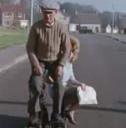 Flashback: Tom Hancocks of High Wycombe invented The Segway in 1962