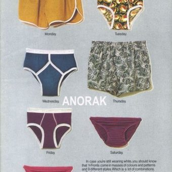 Vintage ad of the day: Change your Y-fronts every day of the week