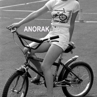 Flashback to 1976: The Raleigh Grifter helps boys pull models