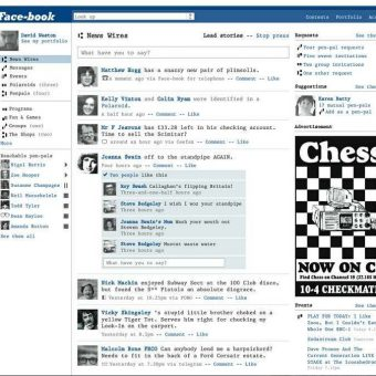 Facebook was born in 1976 – photo
