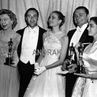 March 21, 1956: The Oscars, as presented by Grace Kelly