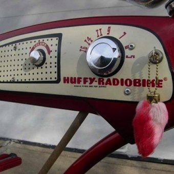 The Huffy Radio Bike – With AM Radio!