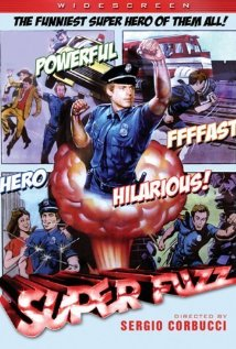 Super Fuzz was the super hero for 1980