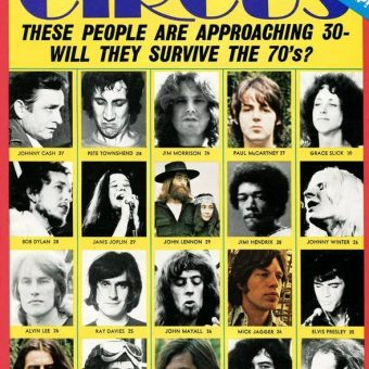 Circus magazine asks 'Will they survive the 70s?'