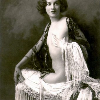 Naked Ziegfeld Girls Were Not Gratuitous Nudes