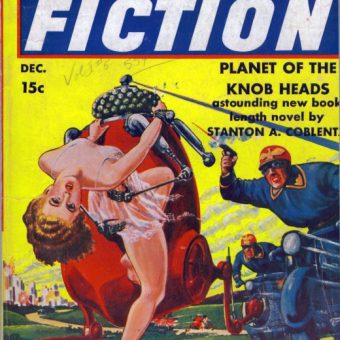 Planet Of The Knobheads: the robot always gets the girl