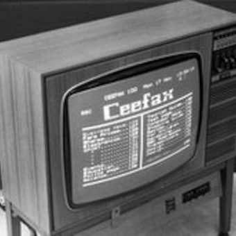 Farewell Ceefax: How Internet killed the television star