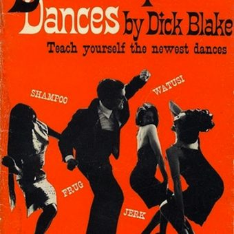 1965: Discotheque Dances with Dick Blake