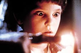 Henry Thomas auditions for ET