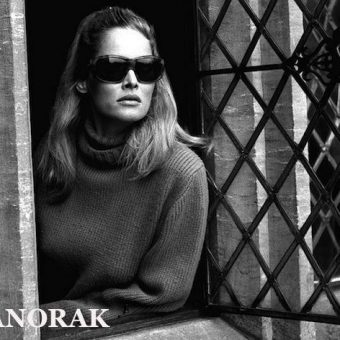 1966 snapshot: When a deer narrowly missed Ursula Andress's right eye