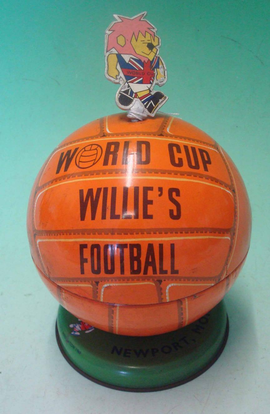 World Cup Willie A Life In Photos Flashbak