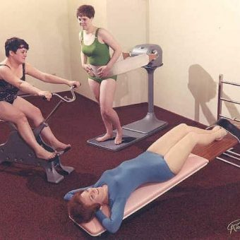 The greatest keep-fit devices of the 1970s