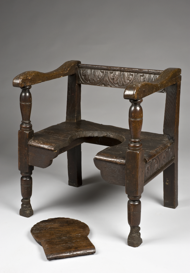Parturition Chairs Made Child Birth More Comfortable