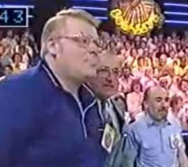 Is this the worst star prize in TV game show history?