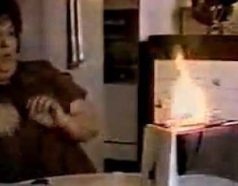 1984: June O'Brien's toaster is possessed by the Devil (and Eli Wallach)