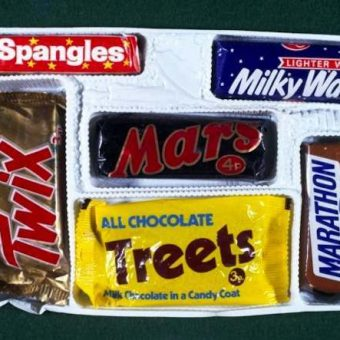 1971: the Mars selection box