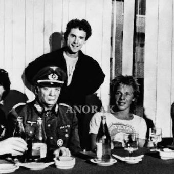 Feb. 16, 1978: The Sex Pistol meet Ronald Biggs and 'Nazi' Jim Fetter