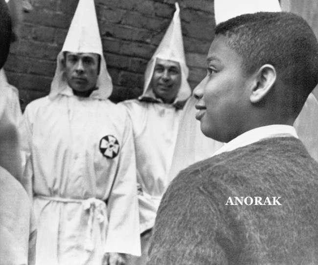 The Story Of The Klu Klux Klan In Pictures Racism Civil
