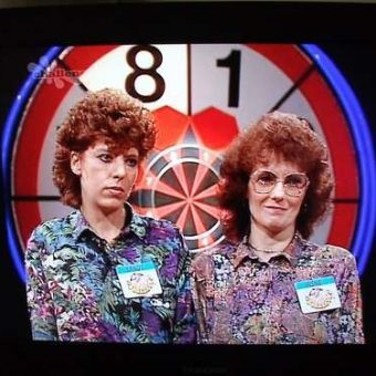 Bullseye: Contestants Who Played A Bit of TV Darts With Bully (1980s)