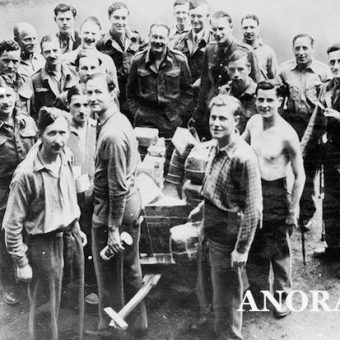 In photos: Allied Prisoners of World War 2