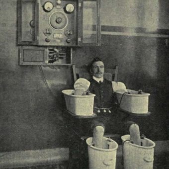 The Electrical Baths of the early 20th Century