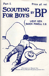 Scouting for Boys extracts: Robert Baden-Powell gave Pink Floyd their 'brick in the wall'?