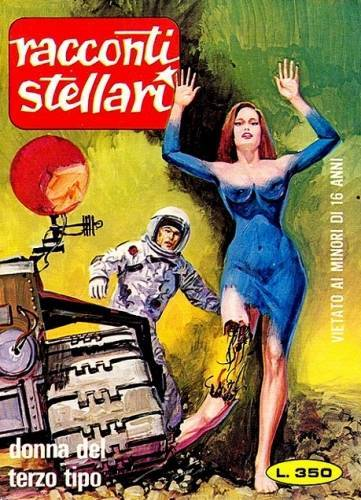 Covers of Sleazy Italian Adult Comic Books From the 1970s