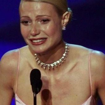 And the winner of the most memorable Oscar speech of all time is…