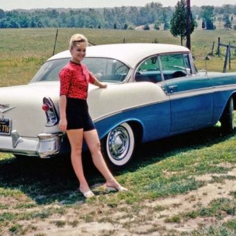 Vintage American cars and their owners – 1940s and 1950s