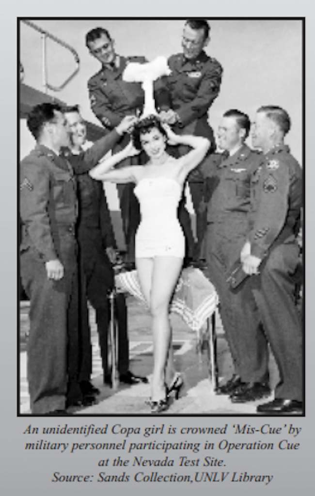 Miss Atomic Bomb: when Vegas showgirls put the sex in