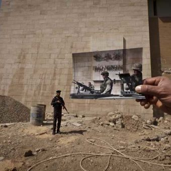 On This Site: photos of Iraq then and 10 years after the invasion