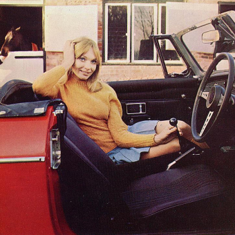 SuperMuff: Sex, sexism and bad puns sold cars and their part in the 1970s