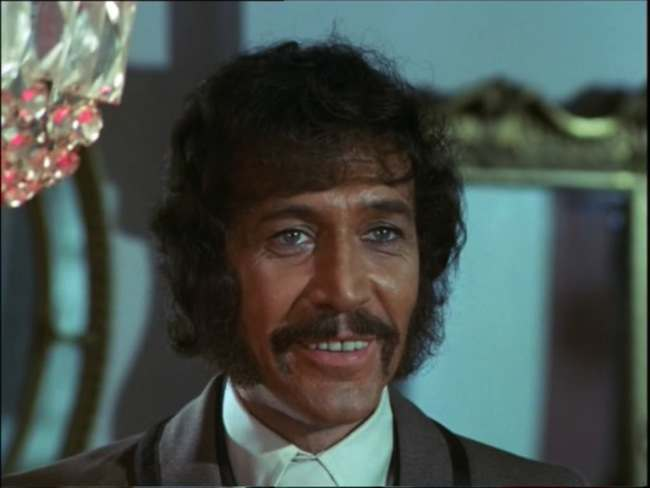 Image result for peter wyngarde